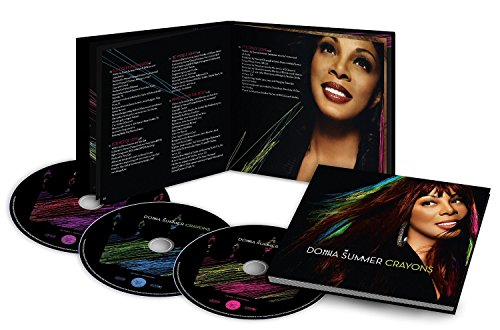 Crayons (3CD) - European Edition
