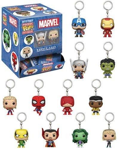 Pocket POP! Keychain: Marvel: un personaje al azar
