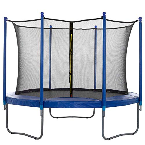 SPRINGOS Filet de sécurité pour trampoline 305 cm 10FT Protection contre les chutes, filet de protection pour trampoline Filet de rechange