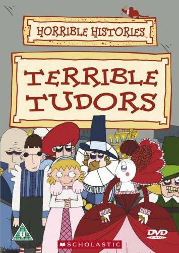 Terrible Tudors (Horrible Histories