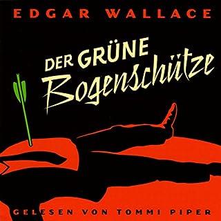 Der grüne Bogenschütze Titelbild