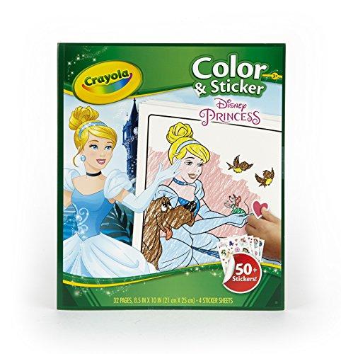 CRAYOLA 04-0202 Juego de imágenes para Colorear Libro y página para Colorear - Libros y páginas para Colorear (Juego de imágenes para Colorear, 48 páginas, Chica, 3 año(s), 22 cm, 25 cm)