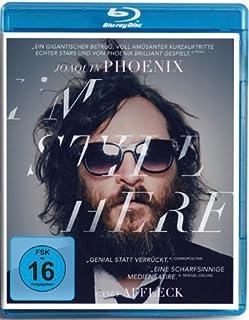 Joaquin Phoenix: I'm Still Here [Blu-ray]