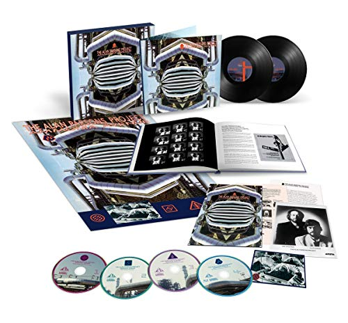 "Ammonia Avenue (3CD+Blu Ray+2 X 12"")"
