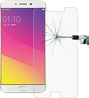 GzPuluz Glass Protector Film 100 PCS 0.26mm 9H 2.5D Explosion-Proof Tempered Glass Film for Galaxy A6s