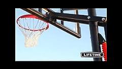 Amazon.com : Goalrilla CV Adjustable-Height Basketball Hoop ...