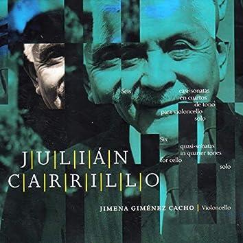 Julián Carrillo: Six Quasi-Sonatas in Quarter Tones