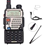 Best Baofeng Handheld Ham Radios - BaoFeng UV-5RE+ 8Watt Ham Radio Handheld Rechargeable Review