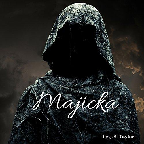 Majicka audiobook cover art