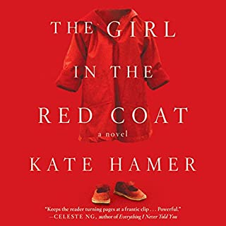 Girl in the Red Coat                   By:                                                                                                                                 Kate Hamer                               Narrated by:                                                                                                                                 Antonia Beamish                      Length: 11 hrs and 49 mins     949 ratings     Overall 4.1