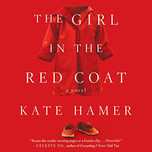 Girl in the Red Coat audiobook cover art