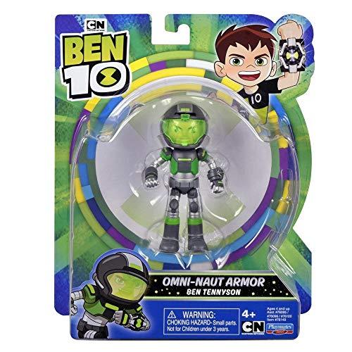 Giochi Preziosi - Ben10 Base A12 S.Armor Ben Personaggi, BEN58200