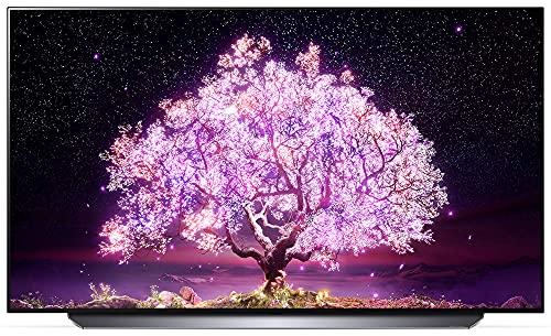 LG OLED48C17LB TV 121 cm (48 Zoll) OLED Fernseher (4K Cinema HDR, 120 Hz, Smart TV) [Modelljahr 2021]
