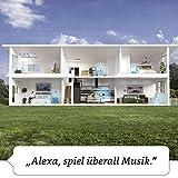 Echo (4. Generation) | Mit herausragendem Klang, Smart Home-Hub und Alexa | Blaugrau