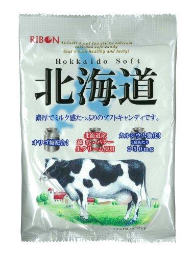 リボン 北海道ソフト 110g×10袋