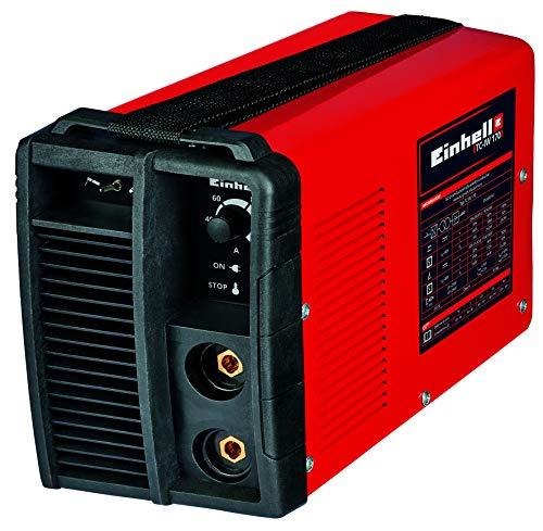 Einhell Inverter-Schweißgerät TC-IW 170 (Schweißstrom 20-150 A, WIG-Schweißen 30-170 A, stufenlos regelbarer Schweißstrom, Thermowächter, Anti-Stick-Funktion, inkl. Massenklemme, Elektrodenhalten)