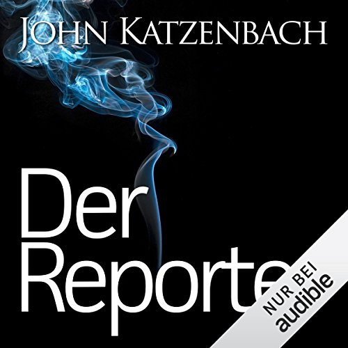 Der Reporter audiobook cover art