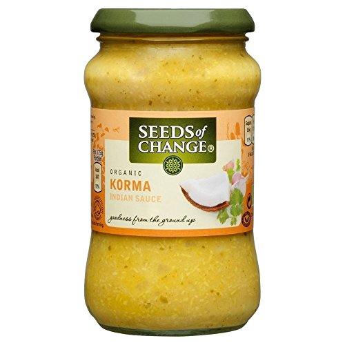 Seeds of Change Salsa Korma Organico (350g) (Confezione da 6)