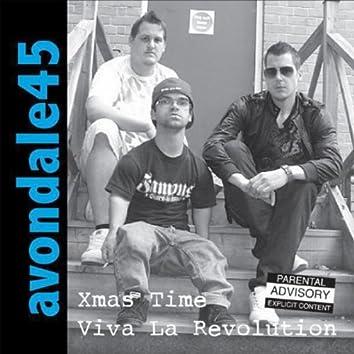 Xmas Time / Viva La Revolution