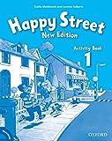 Happy Street 1. Activity Book (Happy Second Edition) - Lorena Roberts