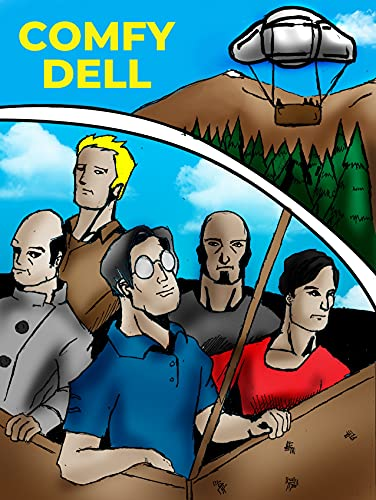 COMFY DELL (Tom Sharpe Space Adventures) (English Edition)