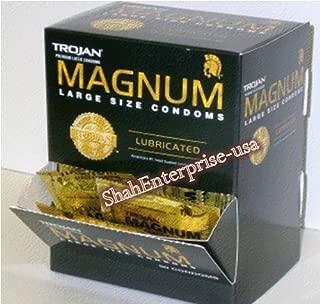 Trojan Condom Magnum 50 Count Box
