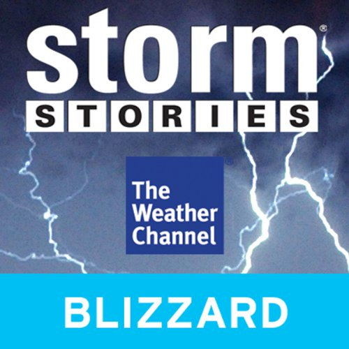 Storm Stories audiobook cover art