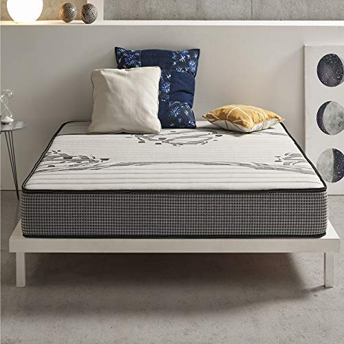 Naturalex | Memosleep | Materasso Matrimoniale 160x190 cm in Lattice e...