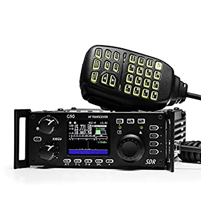 amateur radio transceiver