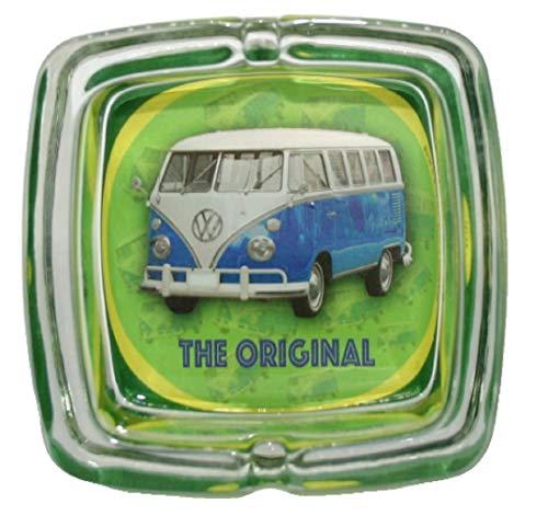 VW Camper Van Het origineel zware glazen bakje officieel Volkswagen gelicentieerd product