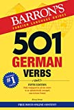 501 German Verbs (Barron's 501 Verbs) (English Edition)