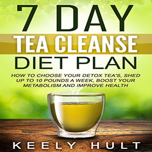 7 Day Tea Cleanse Diet Plan cover art