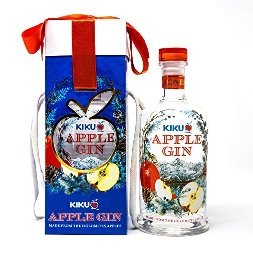 Roner KIKU Apple London Dry Gin 42{bdef0055a5796c90f81b1a8f1db9457192af6ed7c082e24d283bdb4a1ab719ae} Volume 0,5l in Geschenkbox
