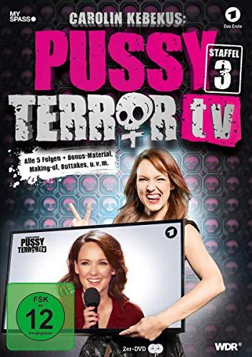 Carolin Kebekus - PussyTerror TV - Staffel 3 [2 DVDs]
