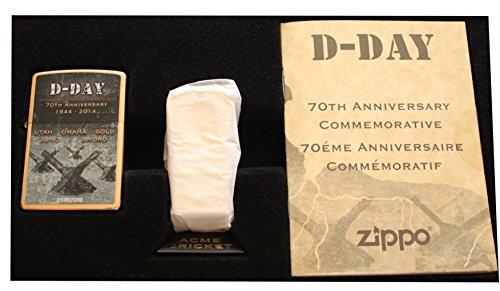Zippo D-day 70th Anniversary Commemorative