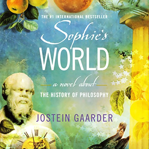 Sophie's World audiobook cover art