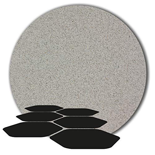 25 kg Fugensand Einkehrsand Quarzsand grau hellgrau (0,1-0,3 mm)