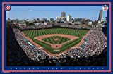 Trends Wrigley Field Stadium Poster Chicago Cubs Rare Hot
