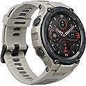 Amazfit T-Rex Pro Men's Military Outdoor Fitness Smartwatch (Grey)