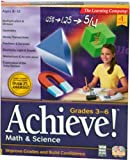 Achieve Math & Science Grade 3rd-6th