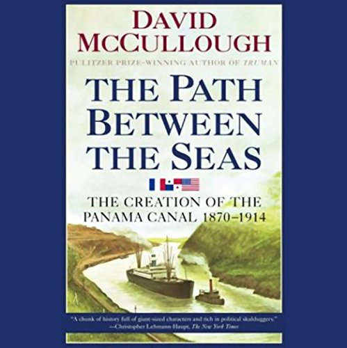 The Path Between the Seas audiobook cover art