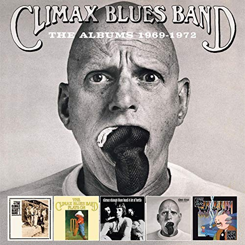 Climax Blues Band - Albums 1969-1972