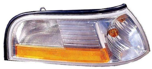 Mercury Grand Marquis 03-05 Parking Signal Side Marker Lamp Light 3W3Z13200Aa Rh