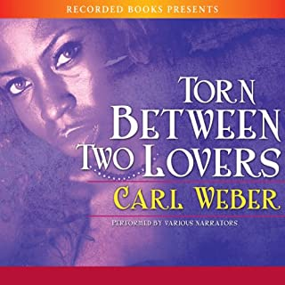 Torn Between Two Lovers audiobook cover art