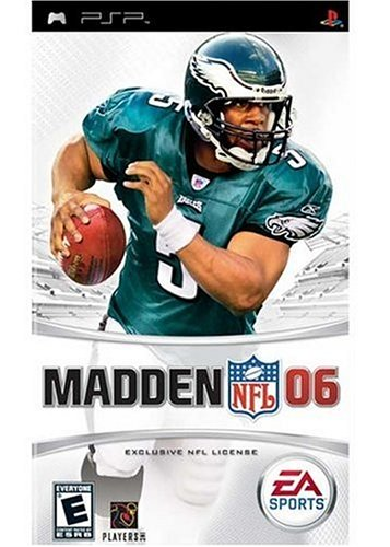 Electronic Arts Madden NFL 06, PSP