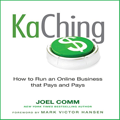 KaChing audiobook cover art