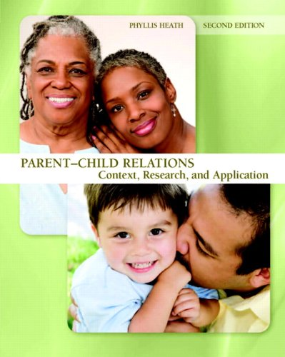 Parent-Child Relations: Context, Research, and...
