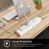 Photo #5: Kasa Smart Plug Power Strip Surge Protector with USB Ports