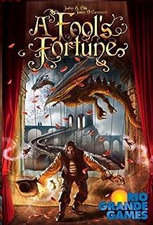 Rio Grande Games A Fool's Fortune by Rio Grande Games
