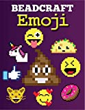 Beadcraft Emoji: Over 100 patterns for Perler Beads, Qixels, Hama, Artkal, Simbrix, Fuse, Melty, Nabbi,...